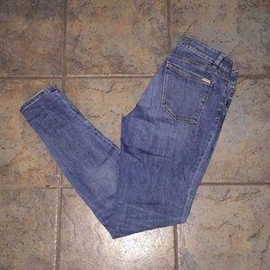 Skimmer skinny jeans
